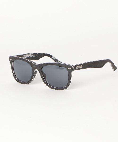 安価 FLY MEMPHIS(WOOD BLACK EFFECT)(サングラス)|BLACK MEMPHIS(WOOD FLYS(ブラックフライズ)のファッション通販, ハボロチョウ:c306cc77 --- gnadenfels.de