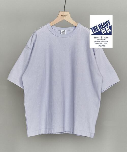 BY 10oz ヘビー ワイド Tシャツ