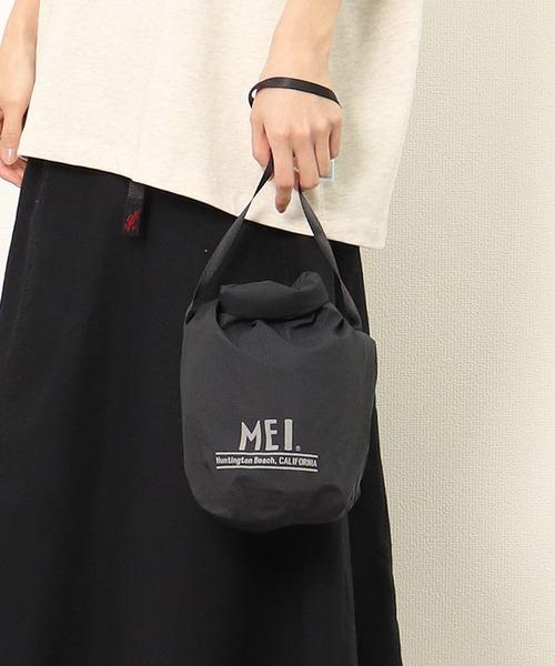 ∴【 MEI / メイ 】eVent DRAW BAG ショルダーバック ドローバック