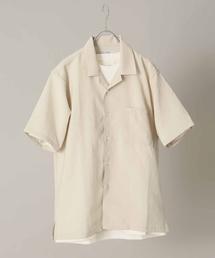 JOURNAL STANDARD(ジャーナルスタンダード)の【EVALET】オープンカラーシャツ #(シャツ/ブラウス)