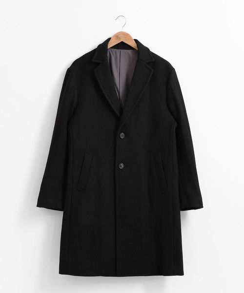 最新 【セール】先染めヘアーラインツィード チェスターコート(チェスターコート)|LA MARINE MARINE FRANCAISE(マリン フランセーズ)のファッション通販, CoCo Color KYOTO:18e8d1d9 --- 5613dcaibao.eu.org