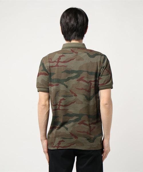 Arktis Camouflage Pique Shirt