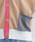 merlot(メルロー)の「ブロック配色カーディガン2641(カーディガン)」 詳細画像