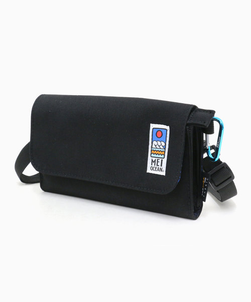 MEI OCEAN/メイオーシャン CORDURAお財布ショルダーバッグ
