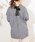 natural couture(ナチュラルクチュール)の「バックリボンミリタリーシャツブラウス(シャツ/ブラウス)」|詳細画像
