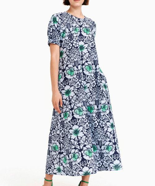 安い JUHANNUS/ VEROINEN VEROINEN DRESS(ワンピース) marimekko marimekko(マリメッコ)のファッション通販, ガラス食器の 桂:2182e48f --- wm2018-infos.de