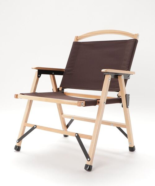 【 Curiace / キュリアス 】Onetouch Low Chair ワンタッチローチェア CUR
