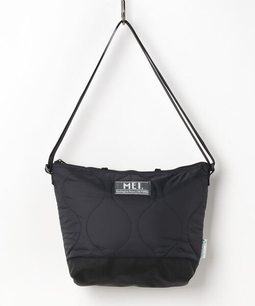 【 MEI 】 Recycled Quilting Musette bag