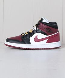 <NIKE>AIR JORDAN 1 MID DARK BEETROOT/スニーカー.