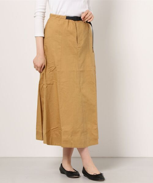 【 GRAMICCI / グラミチ 】 LINEN MERMEID SKIRT / リネン マーメードスカート GLSK-21S033・・