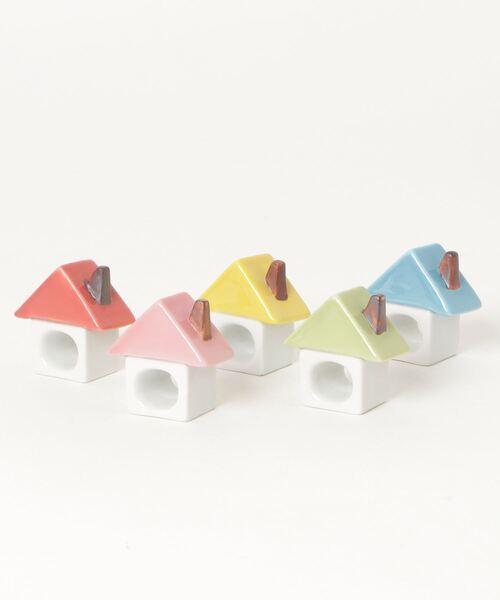 HOUSE 5色箸置きセット KRT・・