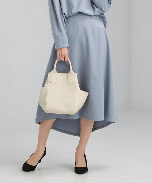 TR サキソニー フレア スカート