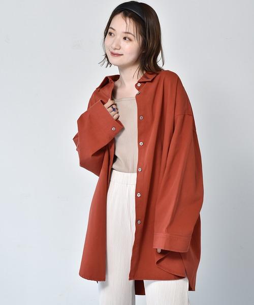 2way袖シャツジャケット