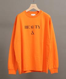 BY B&Y ロングスリーブ Tシャツ ◆