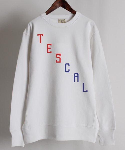 WEB限定 TESCAL-SWEAT-C/N