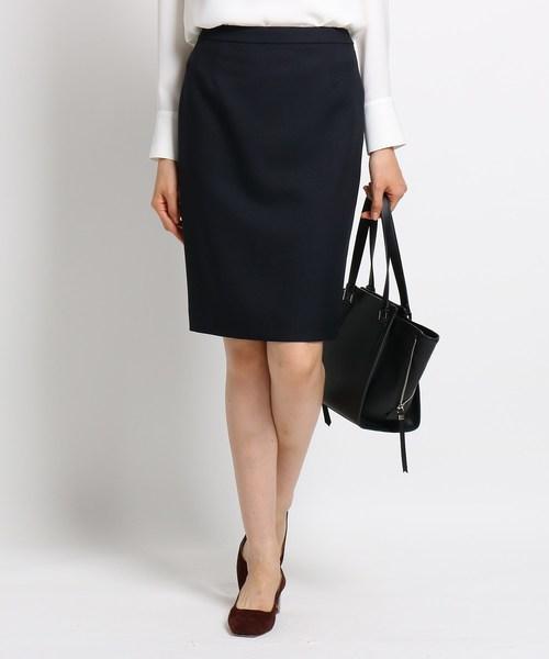 割引購入 [L]【マシンウォッシュ/UV】バックスリットツイルタイトスカート(スカート)|INDIVI(インディヴィ)のファッション通販, ムコウシ:9a822cbe --- ruspast.com