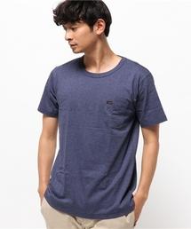 Lee(リー)のPACK POCKET T-SHIRTS 杢ver(Tシャツ/カットソー)