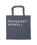 MARGARET HOWELL | LINEN LOGO BAG(トートバッグ)