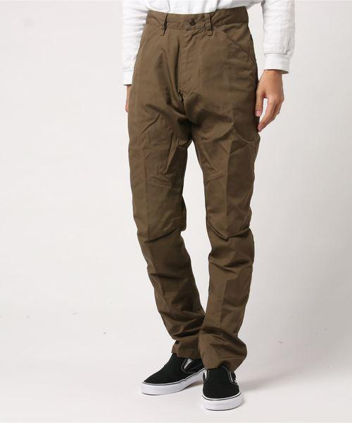 【高い素材】 High Coast Fall Trousers (FJALLRAVEN/フェールラーベン), 魅力的な b6d90714