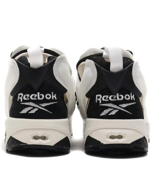 Reebok INSTAPUMP FURY OG ACHM (BLACK/WHITE/CREAM WHITE/CHALK/GOLD METALLIC)