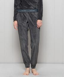 <Calvin Klein>VELOUR JOGGER PANTS/ルームウェア.