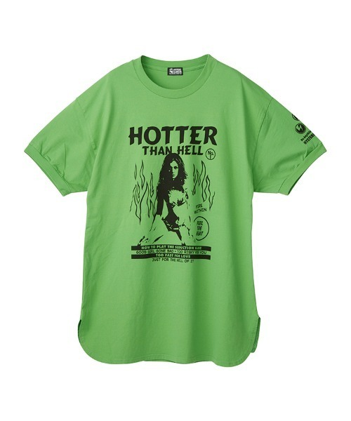 HOTTER THAN HELL ワンピース