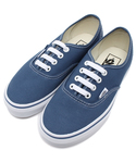 VANS | VANS ヴァンズ VN-0EE3NVY AUTHENTIC NAVY(スニーカー)