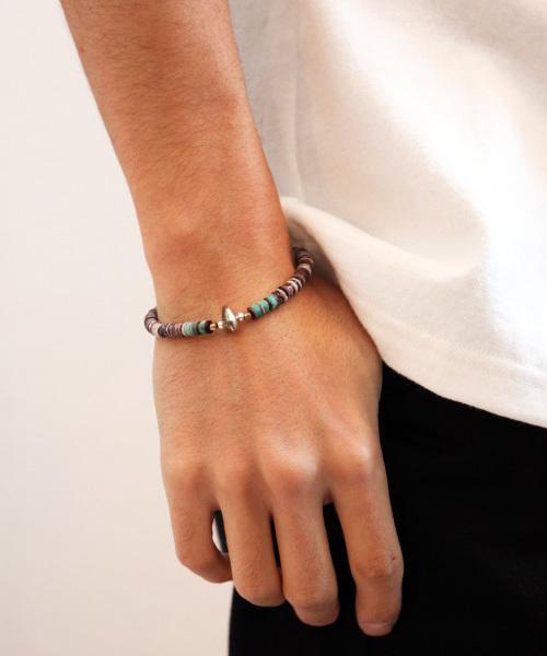 Heishi Shell Bracelet