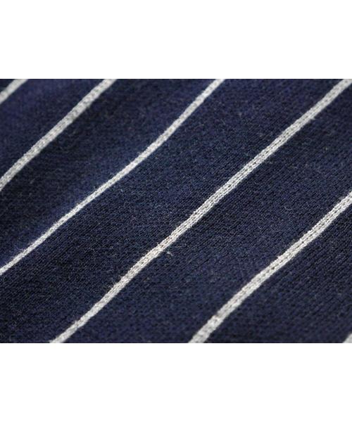 インターブリード [INTERBREED] - ストライプ スタジアム ニット 長袖 セーター ベースボール [Stadium Knit]