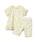 branshes(ブランシェス)の「花柄パジャマ(ルームウェア/パジャマ)」|オフホワイト