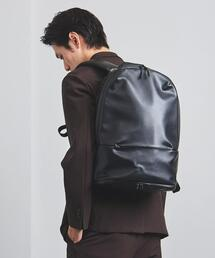 <UNITED ARROWS>Synthetic Leather Backpack