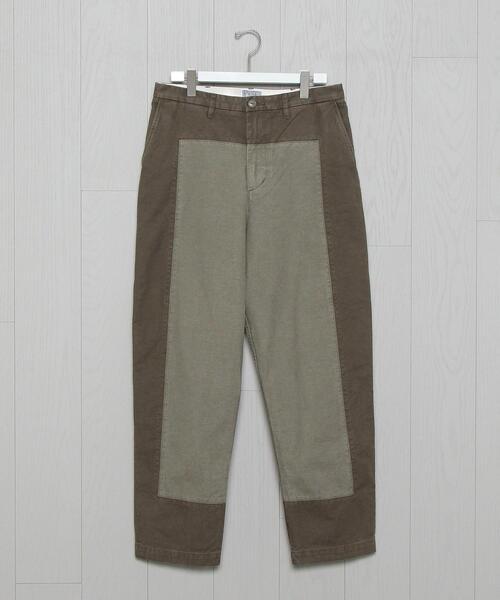 <C.E>RECTANGLE CHINO PANTS/パンツ.