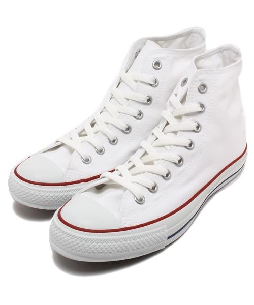 CONVERSE(コンバース)の「CONVERSE コンバース ALL STAR HI オールスター ハイ(スニーカー)」|ホワイト