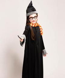 KIDS GIRLS(マザウェイズ )の「ユニセックス ハロウィンウェア 魔法の学校5点セット(コスチューム/パーティーグッズ)」