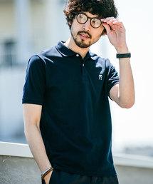 nano・universe(ナノユニバース)の【WEB限定】ソリッドカラー刺繍ポロシャツSS(ポロシャツ)