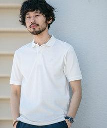 【WEB限定】ソリッドカラー刺繍ポロシャツSS