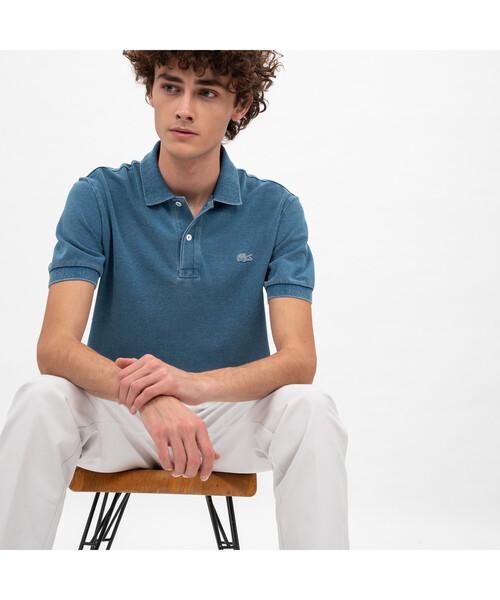 ●日本正規品● インディゴ ポロシャツ(ポロシャツ)|LACOSTE(ラコステ)のファッション通販, ペイント ショップ:6cbab0b9 --- kraltakip.com