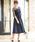 Fashion Letter(ファッションレター)の「レース切替えウエストリボン フレアスカート ワンピース/結婚式・謝恩会・お呼ばれパーティードレス(ドレス)」|詳細画像