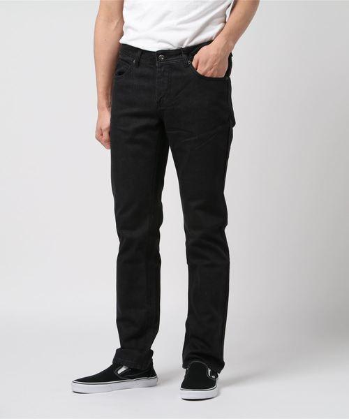 MATIX(マティックス)の「MATIX Denim Pants/マティックス デニム パンツ(デニムパンツ)」|ブラック