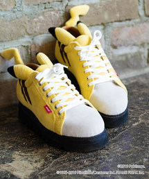 glamb / グラム ポケモン Pikachu sneakers ピカチュウスニーカー GB0119/PK20 ポケットモンスター(スニーカー)