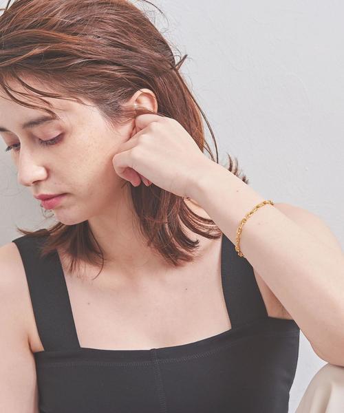 <MARIA BLACK(マリア ブラック)>PORTO GLD ブレスレット ■■■