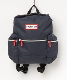 【HUNTER/ハンター】ORIGINAL MINI BACKPACK NYLON UBB6018ACD  HUT オリジナル トップクリップ バックパック/リュック- ナイロンネイビー