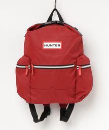 【HUNTER/ハンター】ORIGINAL MINI BACKPACK NYLON UBB6018ACD  HUT オリジナル トップクリップ バックパック/リュック- ナイロンレッド
