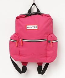 【HUNTER/ハンター】ORIGINAL MINI BACKPACK NYLON UBB6018ACD  HUT オリジナル トップクリップ バックパック/リュック- ナイロンピンク