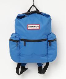【HUNTER/ハンター】ORIGINAL MINI BACKPACK NYLON UBB6018ACD  HUT オリジナル トップクリップ バックパック/リュック- ナイロンブルー