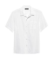 BANANA REPUBLIC(バナナリパブリック)のオーバーサイズ キャンプシャツ(シャツ/ブラウス)