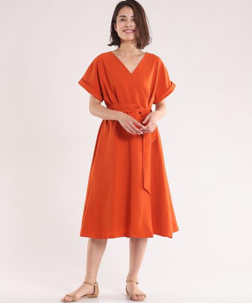 品質満点! 【セール】カシュクールワンピース(ワンピース)|INED(イネド)のファッション通販, シウンジマチ:78287f51 --- svarogday.com