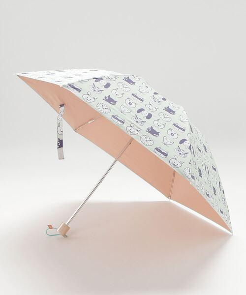 【 korko / コルコ 】 晴雨兼用日傘 折りたたみ傘 KOR-50PM OGW ・・