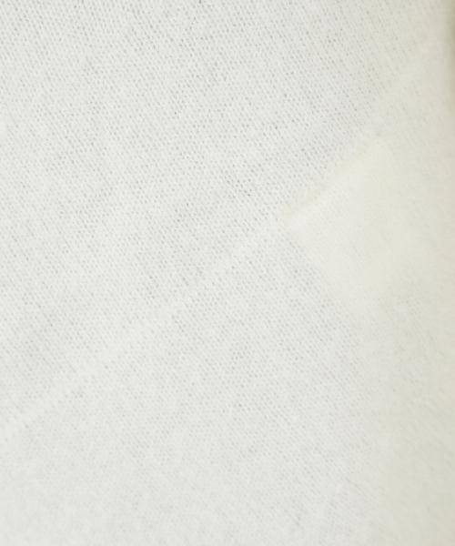 qualite(カリテ)の「2WAYカシミヤカーディガン(カーディガン/ボレロ)」 詳細画像