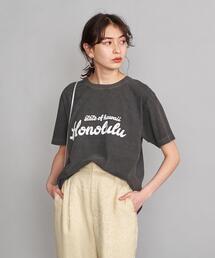 <FUNG>プリントTシャツ